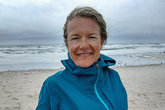 Louise Pedersen, executive director, ORC, is passionate about helping people access outdoor recreation activities, safely and responsibly.