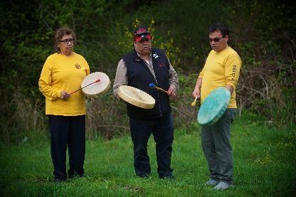Beecher Bay elders