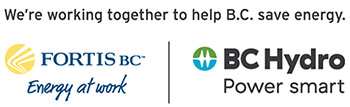 We're working together to help B.C. save energy.